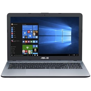 ASUS VivoBook Max X541NA-GQ210T Silver Gradient