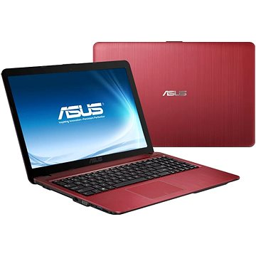 ASUS VivoBook Max X541NA-GQ029 Piros