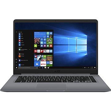 ASUS VivoBook 15 X510UA-BQ573T Grey + ZDARMA Myš Microsoft Wireless Mobile Mouse 1850 Black