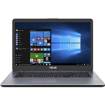 ASUS VivoBook 17 X705UV-GC197T Star Grey + ZDARMA Myš Microsoft Wireless Mobile Mouse 1850 Black