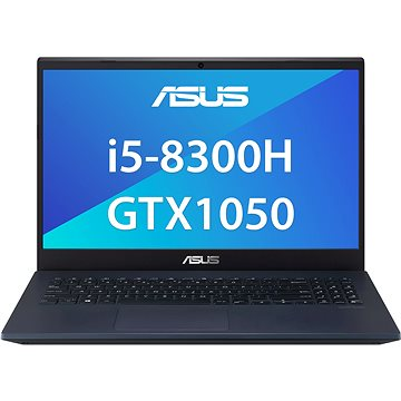 Asus X571GD-BQ275T Star black (X571GD-BQ275T)