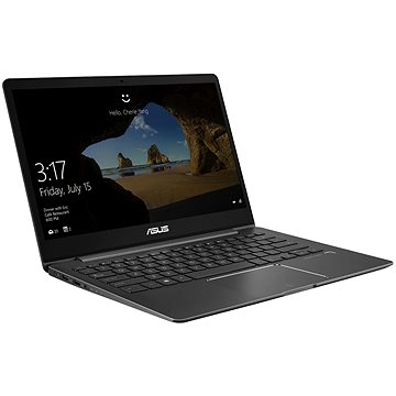 ASUS ZenBook UX331UN-EG017T Szürke