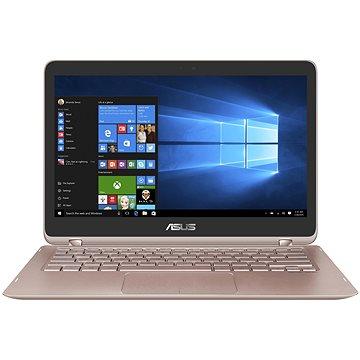 ASUS ZenBook Flip UX360UAK-BB398T Rose kovový + ZDARMA Digitální předplatné Interview - SK - Roční předplatné