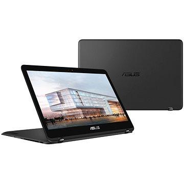 ASUS ZenBook Flip UX360UAK-DQ456T Black Metal + ZDARMA Myš Microsoft Wireless Mobile Mouse 1850 Black Digitální předplatné Interview - SK - Roční od ALZY