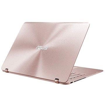 ASUS ZENBOOK Flip UX360UAK-DQ213T Rose Gold kovový + ZDARMA Poukaz v hodnotě 500 Kč (elektronický) na příslušenství k notebookům. Poukaz má platnost do 30.5.2017. Externí DVD slim vypalovačka ASUS Accessory Pack G