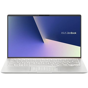 ASUS ZenBook 14 UX433FAC-A5132T Icicle Silver Metal (UX433FAC-A5132T)