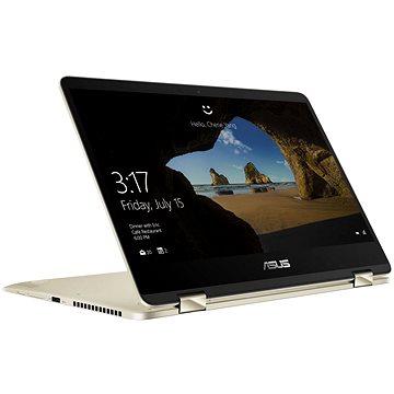 ASUS ZenBook Flip 14 UX461FA-E1115T Icicle Gold (UX461FA-E1115T)