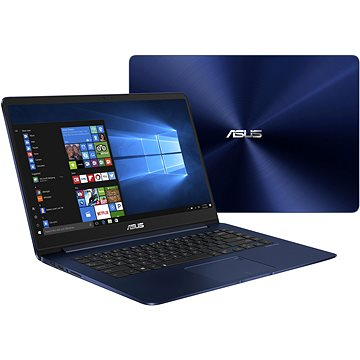 ASUS ZENBOOK UX530UQ-FY046T Blue + ZDARMA Myš Microsoft Wireless Mobile Mouse 1850 Black