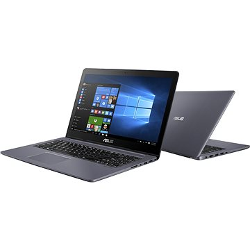 ASUS VivoBook Pro 15 N580VN-FY084T Grey Metal + ZDARMA Myš Microsoft Wireless Mobile Mouse 1850 Black