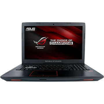 ASUS ROG STRIX GL553VE-FY029T Black Metal