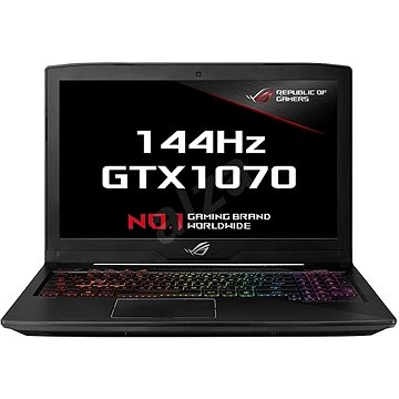 ASUS ROG STRIX SCAR Edition GL503VS-EI012T Black Aluminum