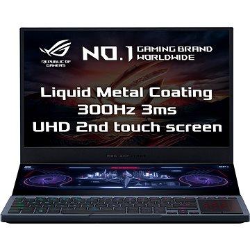 Asus ROG Zephyrus Duo GX550LWS-HF066T Gunmetal Gray kovový (GX550LWS-HF066T)