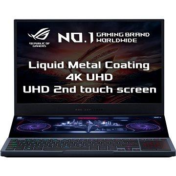 Asus ROG Zephyrus Duo GX550LXS-HC060T Gunmetal Gray kovový (GX550LXS-HC060T)