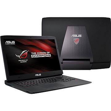 ASUS ROG G751JY-T7350T černý + ZDARMA Gamepad ASUS Gamepad (TV500BG) Poukaz v hodnotě 500 Kč (elektronický) na příslušenství k notebookům. Poukaz má platnost do 30.5.2017.