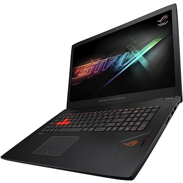 ASUS ROG STRIX GL702VM-GB155T Black