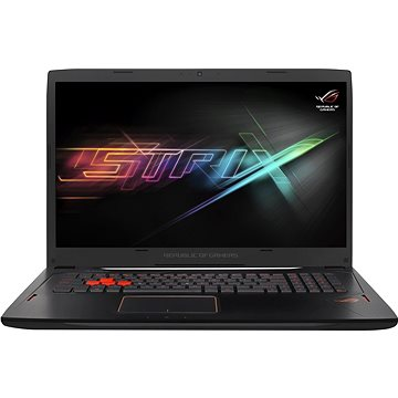 ASUS ROG STRIX GL702VS-BA071T Titanium Gold Metal