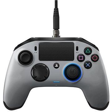 Nacon Revolution Pro Controller PS4 (Limited Edition) - stříbrný (PS4OFPADREVSILVER)