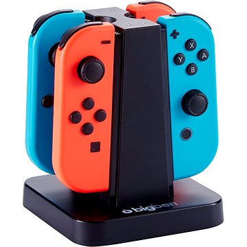 BigBen Charging stand - Nintendo Switch (SWITCHQUADCHARGER)
