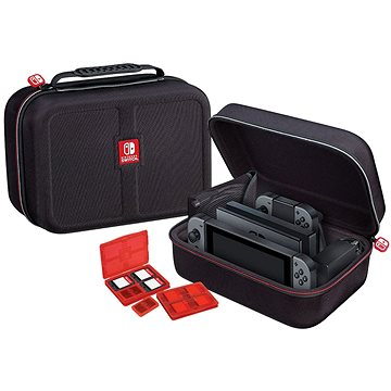 BigBen Offical Deluxe suitcase - Nintendo Switch (NNS60)