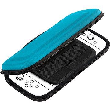 BigBen travel case modrý - Nintendo Switch Lite (3499550380316)