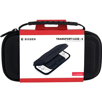 BigBen travel case černý - Nintendo Switch Lite (3499550380309)