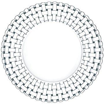 Nachtmann Sada talířů 32cm 2ks BOSSA NOVA s lemem (93511)
