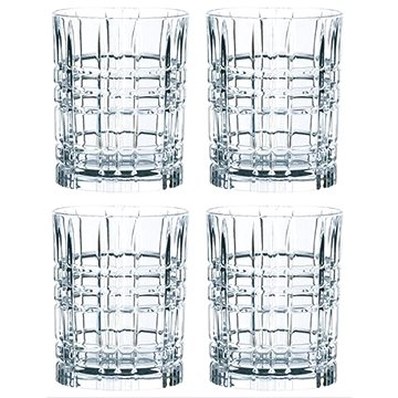Nachtmann Sada sklenic na whisky 4ks SQUARE (101050)