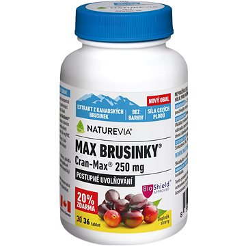Swiss NatureVia Max Brusinky Cran-Max tbl.30+6 (3653137)