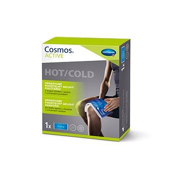 Gelový polštářek COSMOS Chladivý/hřejivý gelový polštářek 12 x 29 cm (4052199210766)