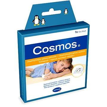 Gelový polštářek COSMOS Chladivý/hřejivý gelový polštářek 13 x 14 cm (4052199210797)