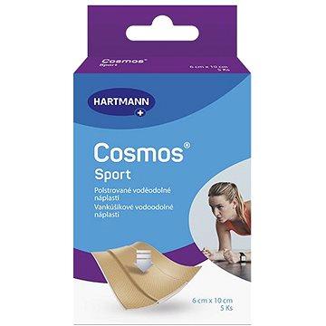 Náplast COSMOS Náplast na sport - 6 x 10 cm (5 ks) (4049500472913)