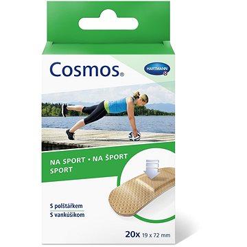 Náplast COSMOS Náplast na sport - 19 x 72 mm (20 ks) (4049500472920)