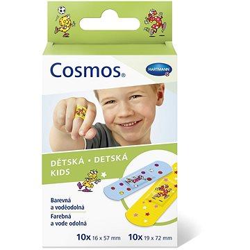 Náplast COSMOS Náplast dětská - 2 velikosti (20 ks) (4049500472951)
