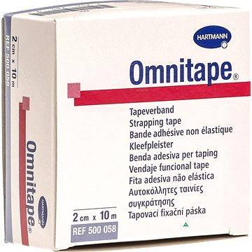 Tejp OMNITAPE Fixační páska 2 cm x 10 m (4049500925303)