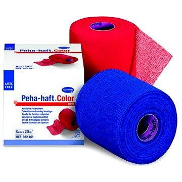 Obinadlo PEHA-HALF Color Elastické fixační obinadlo 6 cm x 20 m (4049500812825)
