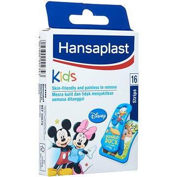 Náplast HANSAPLAST Mickey Mouse 16 ks (9005800288703)