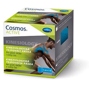 COSMOS Active tejpovací páska modrá 5 cm x 5 m (4052199291383)