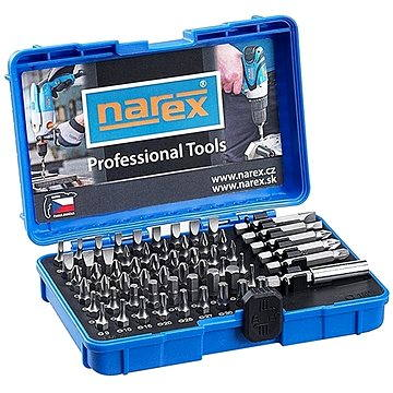 Narex Industrial-CrV 60-Bit Box, 60ks (65404062)