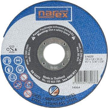 NAREX 115/1.6mm na kov A 46Q BF (7899795)