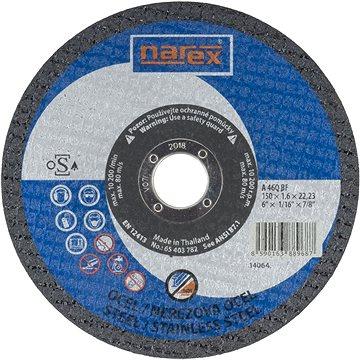 NAREX 150/1.6mm na kov A 46Q BF (7899797)
