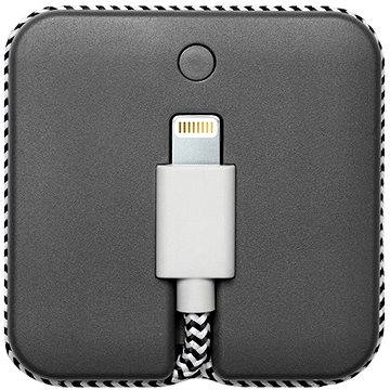 Native Union Jump Lightning 800mAh Slate (JCABLE-L-GRY)
