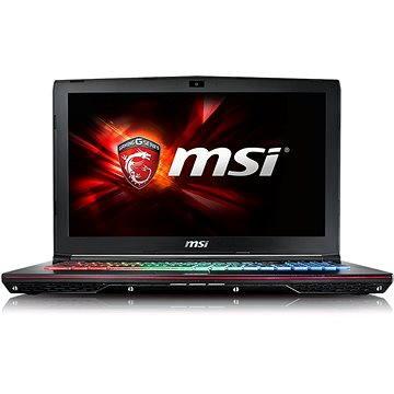 MSI GE62 6QD-1460CZ Apache Pro