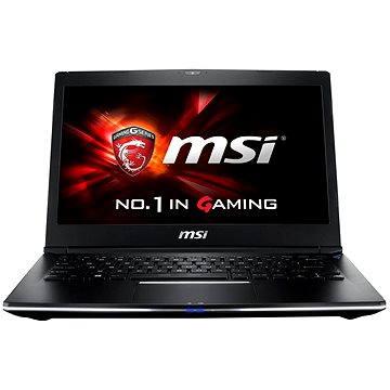 MSI GS30 2M-036CZ Shadow + dokovací stanice + ZDARMA Poukaz v hodnotě 500 Kč (elektronický) na příslušenství k notebookům. Poukaz má platnost do 30.5.2017.