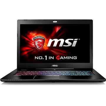 MSI GS72 6QE-246CZ Stealth Pro 4K + ZDARMA Poukaz v hodnotě 500 Kč (elektronický) na příslušenství k notebookům. Poukaz má platnost do 30.5.2017.