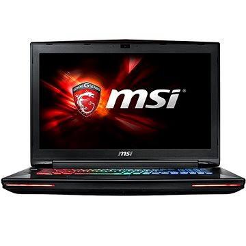 MSI GT72S 6QE-228CZ Dominator Pro 16GB RAM (GT72S 6QE-228CZ 16GB RAM) + ZDARMA Digitální předplatné Týden - roční Notebook MSI GT72S 6QE-228CZ Dominator Pro 16GB RAM