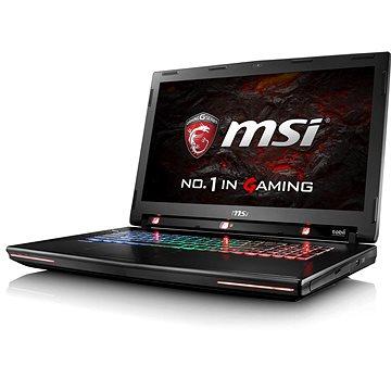 MSI GT72VR 6RE-200CZ Dominator Pro Tobii + ZDARMA Digitální předplatné Týden - roční Dárková sada MSI Gaming Xmas Pack 2016