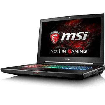 MSI GT73VR 7RF-419CZ Titan Pro 4K + ZDARMA Hra pro PC Destiny 2 Digitální předplatné Týden - roční
