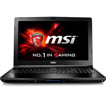 MSI GL62 6QC-422XCZ + ZDARMA Poukaz v hodnotě 500 Kč (elektronický) na příslušenství k notebookům. Poukaz má platnost do 30.5.2017.