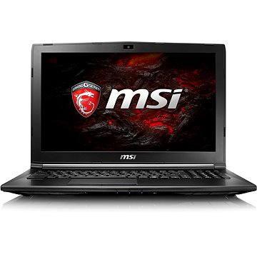 MSI GL62M 7RD-202CZ + ZDARMA Batoh na notebook MSI GE Bag Digitální předplatné Týden - roční