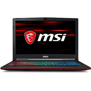MSI GP63 8RE-627CZ Leopard (GP63 8RE-627CZ)